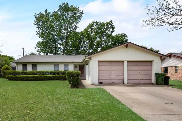3420 Duckview Court, Arlington, TX 76016 (MLS #14561639) :: Wood Real Estate Group