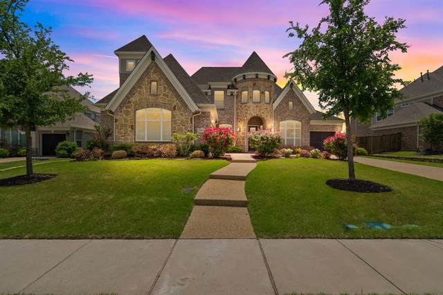 8605 Palermo Way, Mckinney, TX 75071 (MLS #14561689) :: The Kimberly Davis Group