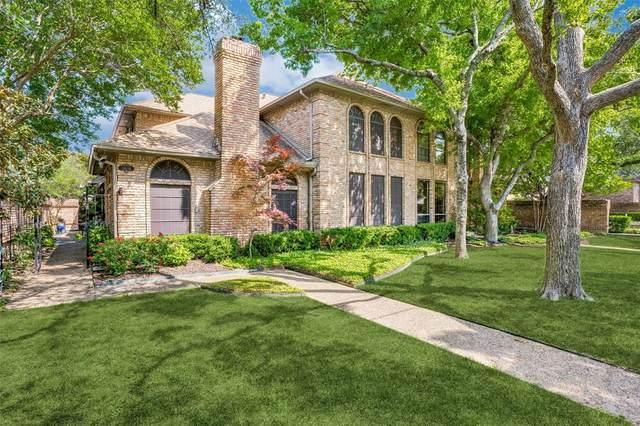 12608 Breckenridge Drive, Dallas, TX 75230 (MLS #14561713) :: Real Estate By Design