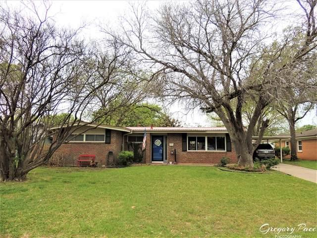 2232 Ivanhoe Lane, Abilene, TX 79605 (MLS #14561714) :: Wood Real Estate Group