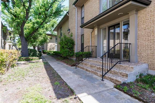 10719 Villager Road A, Dallas, TX 75230 (MLS #14561729) :: The Mauelshagen Group