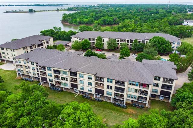 500 Waters Edge Drive #223, Lake Dallas, TX 75065 (#14561730) :: Homes By Lainie Real Estate Group