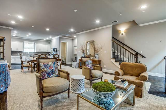 7700 Eastern Avenue #702, Dallas, TX 75209 (MLS #14561741) :: All Cities USA Realty