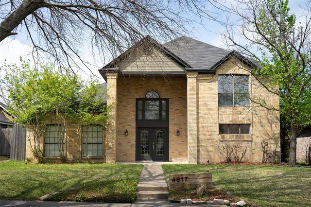 4917 Meadow Vista Place, Garland, TX 75043 (MLS #14561752) :: The Chad Smith Team