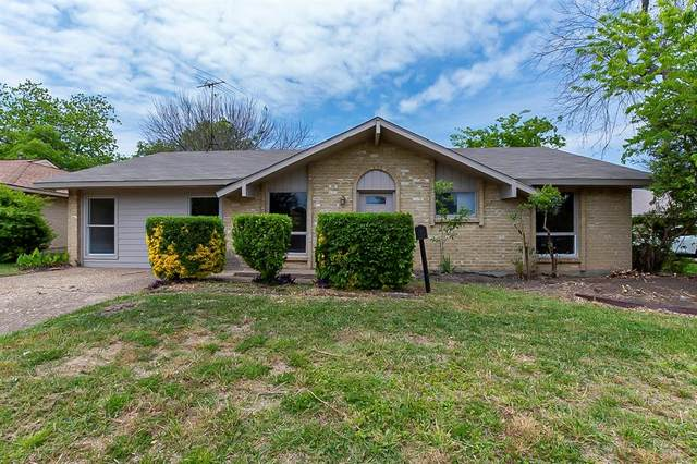 817 Rockledge Drive, Garland, TX 75043 (MLS #14561755) :: The Chad Smith Team
