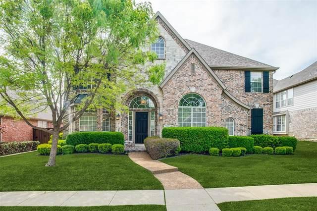 712 Baldwin Court, Allen, TX 75013 (MLS #14561764) :: Wood Real Estate Group
