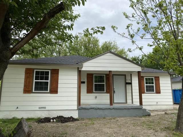 414 NE 19th Street, Grand Prairie, TX 75050 (MLS #14561772) :: Real Estate By Design