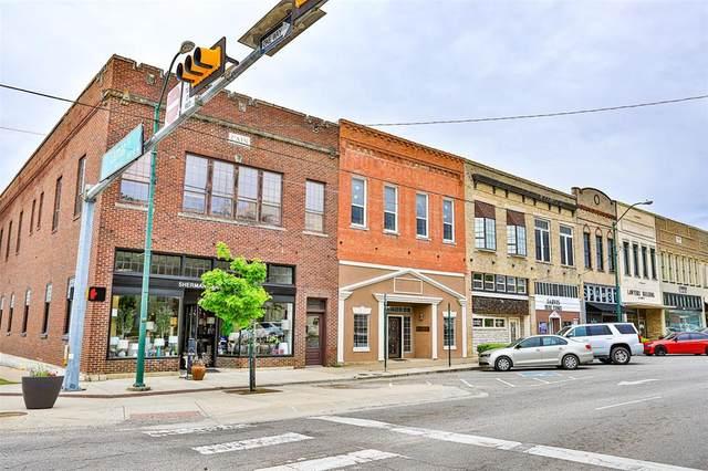 120 S Crockett Street, Sherman, TX 75090 (MLS #14561799) :: KW Commercial Dallas