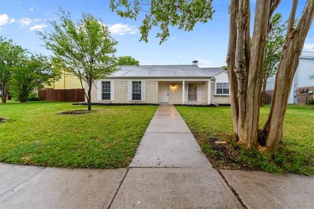 2301 Saharah Drive, Garland, TX 75044 (MLS #14561832) :: The Hornburg Real Estate Group