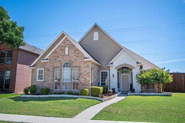 8516 Bayham Drive, Plano, TX 75024 (MLS #14561847) :: Front Real Estate Co.