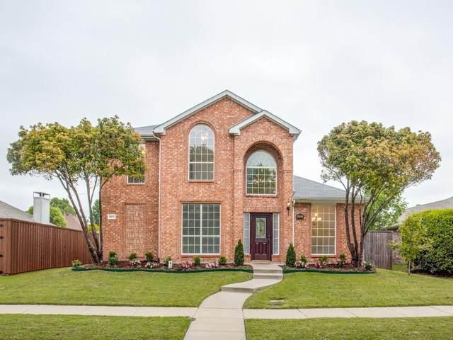 1011 Aylesbury Drive, Allen, TX 75002 (MLS #14561860) :: Wood Real Estate Group