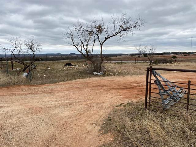 Lot 2 County Rd 142, Tuscola, TX 79562 (MLS #14561867) :: Team Tiller