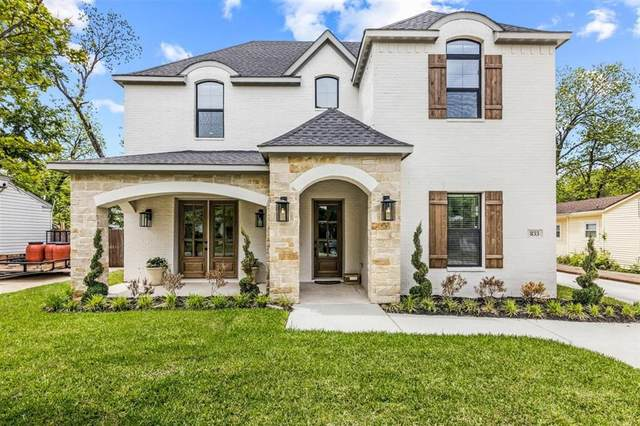 833 Northwood Road, Fort Worth, TX 76107 (MLS #14561894) :: Potts Realty Group