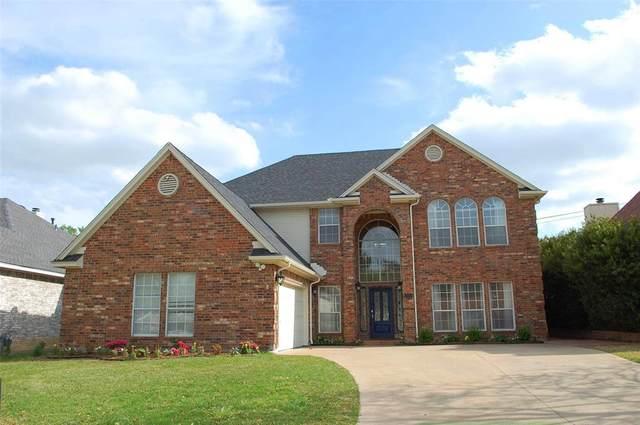 1108 River Park Drive, Arlington, TX 76006 (MLS #14561929) :: The Mitchell Group