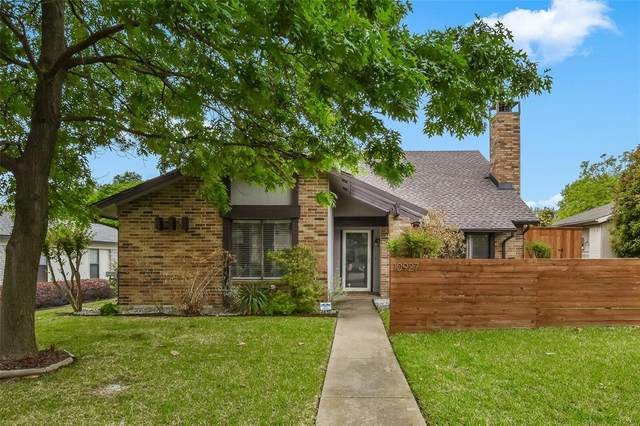 10927 Mccree Road, Dallas, TX 75238 (MLS #14562000) :: RE/MAX Pinnacle Group REALTORS