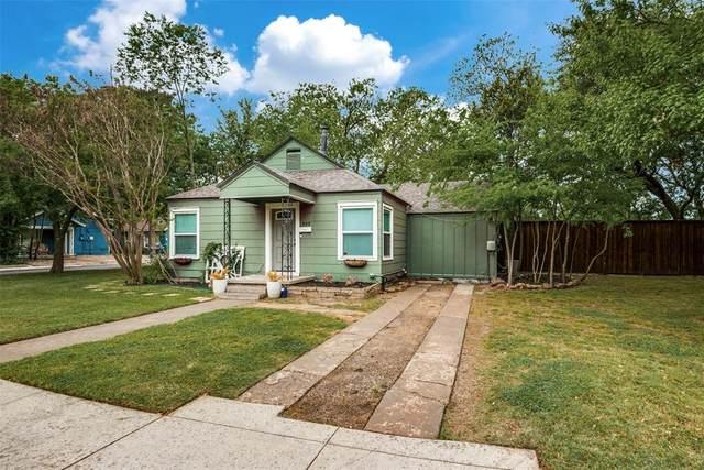 803 Anna Street, Denton, TX 76201 (MLS #14562023) :: The Kimberly Davis Group