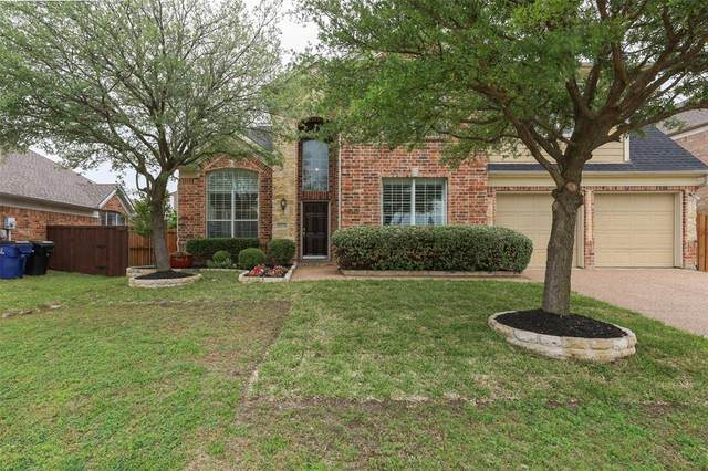 15270 Palo Pinto Drive, Frisco, TX 75035 (MLS #14562033) :: Wood Real Estate Group
