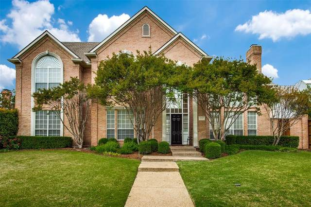 5115 Summit Hill Drive, Dallas, TX 75287 (MLS #14562049) :: Wood Real Estate Group