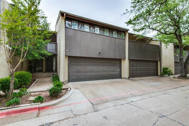 1117 Portales Lane H, Irving, TX 75061 (MLS #14562055) :: Maegan Brest | Keller Williams Realty
