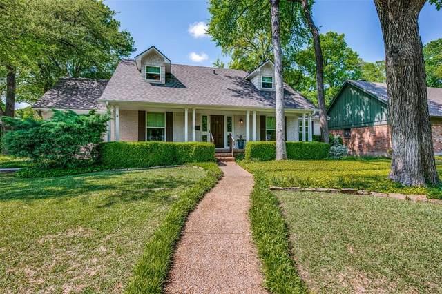 8339 San Cristobal Drive, Dallas, TX 75218 (MLS #14562057) :: Wood Real Estate Group