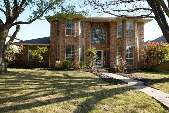 1624 Mockingbird Lane, Desoto, TX 75115 (MLS #14562092) :: Wood Real Estate Group