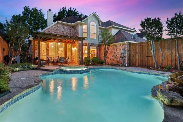 4305 Risinghill Drive, Plano, TX 75024 (MLS #14562099) :: All Cities USA Realty