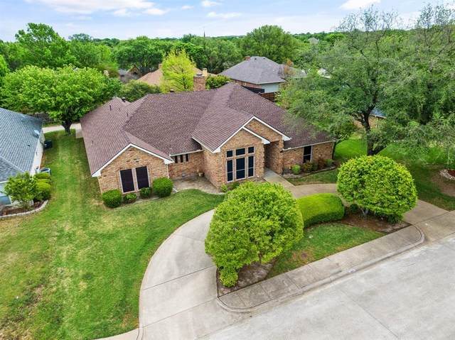 604 N Silver Creek Circle, Desoto, TX 75115 (MLS #14562128) :: Wood Real Estate Group