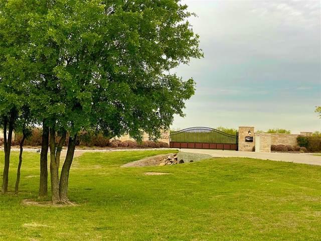 LT1052 Frog Branch Court, Possum Kingdom Lake, TX 76449 (MLS #14562149) :: Real Estate By Design