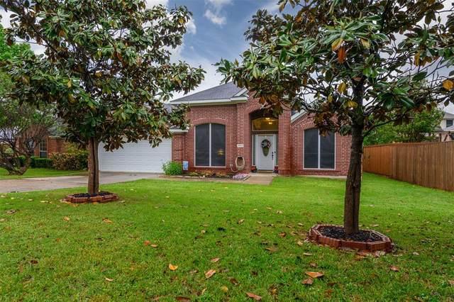 7513 Sunburst Trail, Denton, TX 76210 (MLS #14562174) :: Real Estate By Design