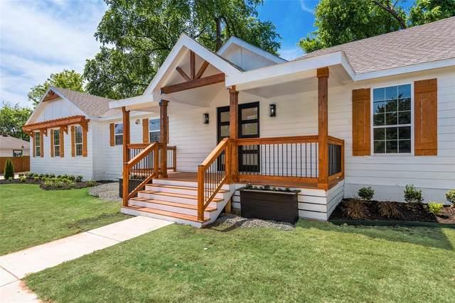 1723 N Edgefield Avenue, Dallas, TX 75208 (MLS #14562215) :: All Cities USA Realty