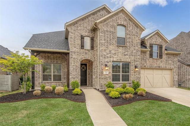 1520 12th Street, Argyle, TX 76226 (MLS #14562232) :: Wood Real Estate Group