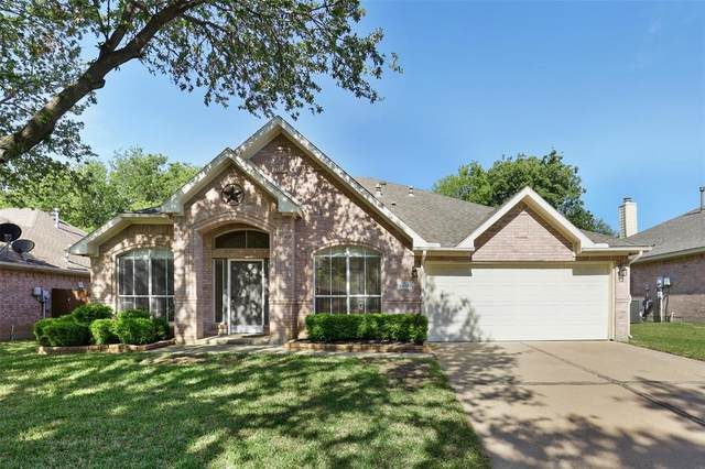 1412 Carriage Lane, Keller, TX 76248 (MLS #14562235) :: Wood Real Estate Group