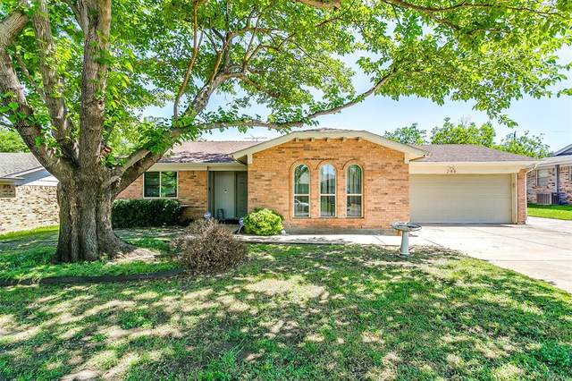 248 E Cunningham Avenue, Crowley, TX 76036 (MLS #14562249) :: Wood Real Estate Group