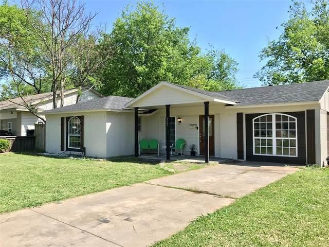 402 E Mona Avenue, Duncanville, TX 75137 (MLS #14562270) :: Real Estate By Design