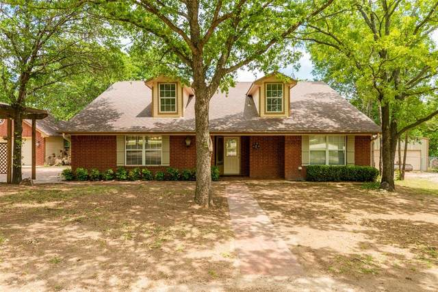 299 Faye Lane, Springtown, TX 76082 (MLS #14562279) :: The Good Home Team