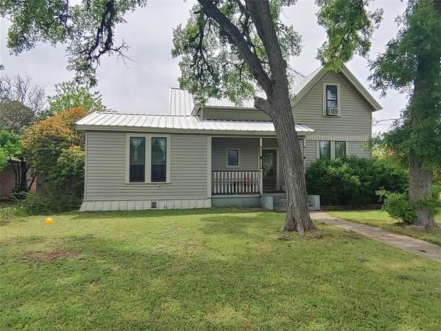 604 N Main Street, Meridian, TX 76665 (MLS #14562298) :: Wood Real Estate Group