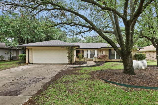 2935 Columbine Drive, Grapevine, TX 76051 (MLS #14562326) :: Frankie Arthur Real Estate