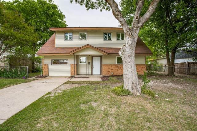 2704 Catalina Drive, Mesquite, TX 75150 (MLS #14562348) :: Wood Real Estate Group