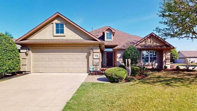 10700 Southerland Drive, Denton, TX 76207 (MLS #14562372) :: The Mauelshagen Group