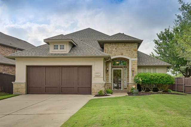 3521 Welsh Court, Fort Worth, TX 76244 (MLS #14562436) :: Wood Real Estate Group