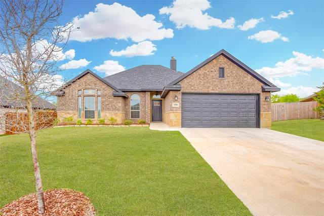 1500 Town Creek Circle, Weatherford, TX 76086 (#14562474) :: Homes By Lainie Real Estate Group