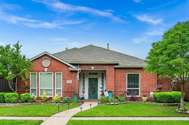 5833 Sycamore Bend Lane, The Colony, TX 75056 (MLS #14562479) :: Jones-Papadopoulos & Co