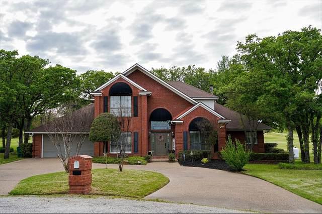 523 Durbin Court, Runaway Bay, TX 76426 (MLS #14562490) :: The Mauelshagen Group