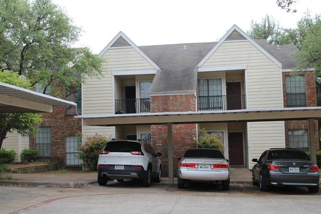 9601 Forest Lane #422, Dallas, TX 75243 (MLS #14562493) :: The Tierny Jordan Network