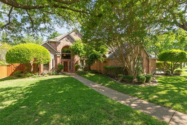 2019 Springcress Drive, Mckinney, TX 75072 (MLS #14562525) :: Craig Properties Group