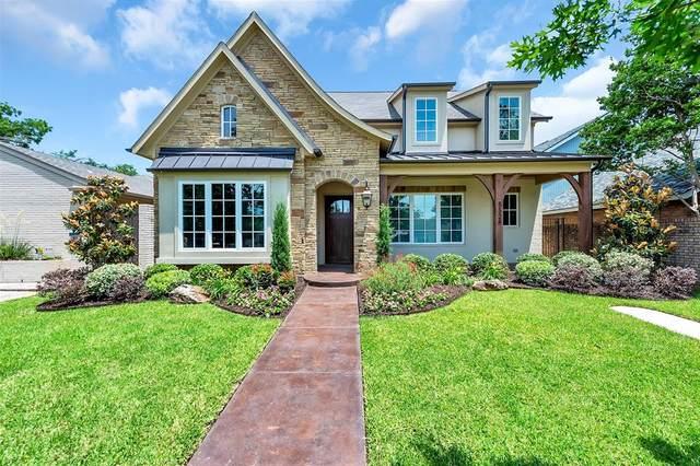 5528 Collinwood Avenue, Fort Worth, TX 76107 (MLS #14562562) :: Team Hodnett