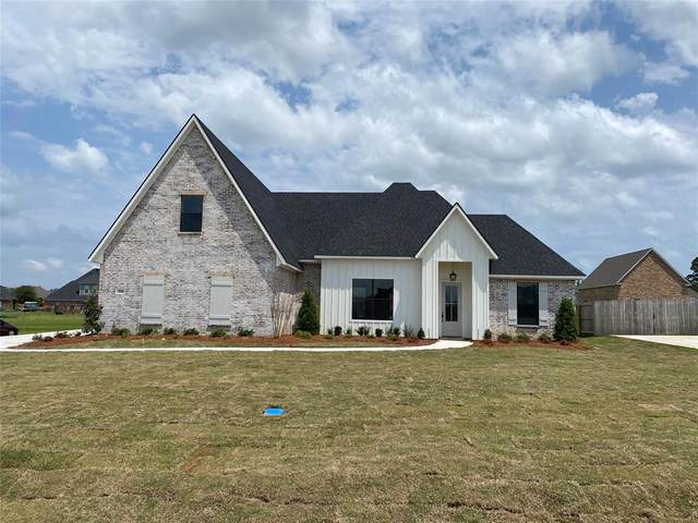 550 Diane Lane, Stonewall, LA 71078 (MLS #14562563) :: Wood Real Estate Group