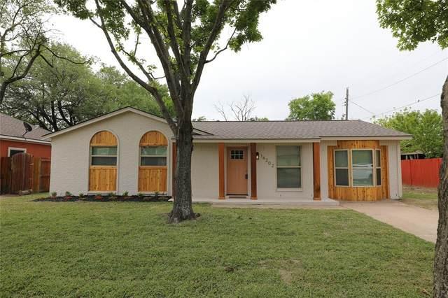 14202 Carla Drive, Balch Springs, TX 75180 (MLS #14562564) :: Wood Real Estate Group