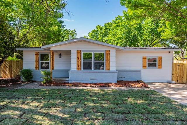 708 Carswell Terrace, Arlington, TX 76010 (MLS #14562580) :: Wood Real Estate Group