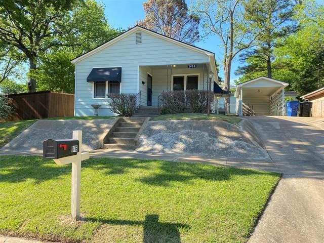 1415 W Crawford Street, Denison, TX 75020 (MLS #14562581) :: Trinity Premier Properties